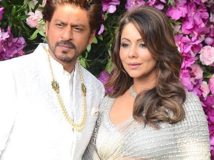Meski Shah Rukh Khan Muslim, Istrinya Enggan Jadi Mualaf, Ini Penyebabnya!