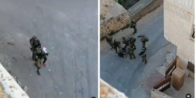 Biadab, Tentara Zionis Bidik Kameramen Pakai Laras Panjang Karena Rekam Kebrutalan Mereka