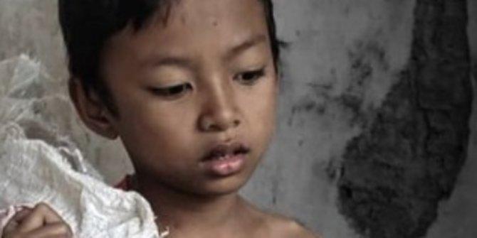 Sudah Yatim, Ibu Juga ODGJ, Anak 8 Tahun Bertahan Hidup Dengan Jadi Pemulung