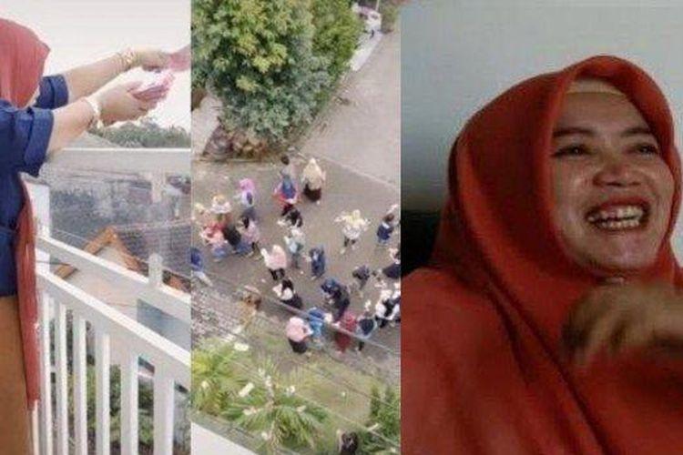 """Ini Dia Sosok Mutoharoh Wanita Sebar Rp 100 Juta Viral di TikTok, Ternyata """"Hanya"""" Jualan Online"""