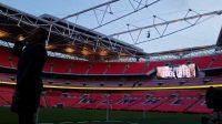 Bersejarah, untuk Pertama Kalinya Adzan Dikumandangkan di Sisi Stadion Wembley