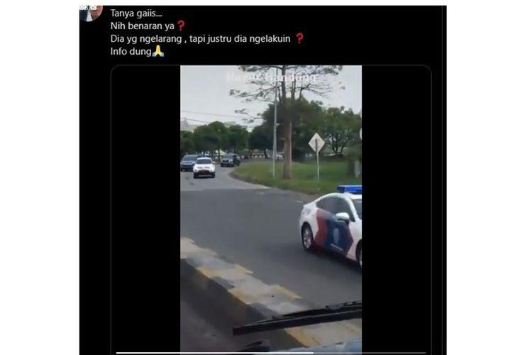 Istana Klarifikasi Berita Viral Video Presiden Jokowi Disebut Mudik dengan Rombongan