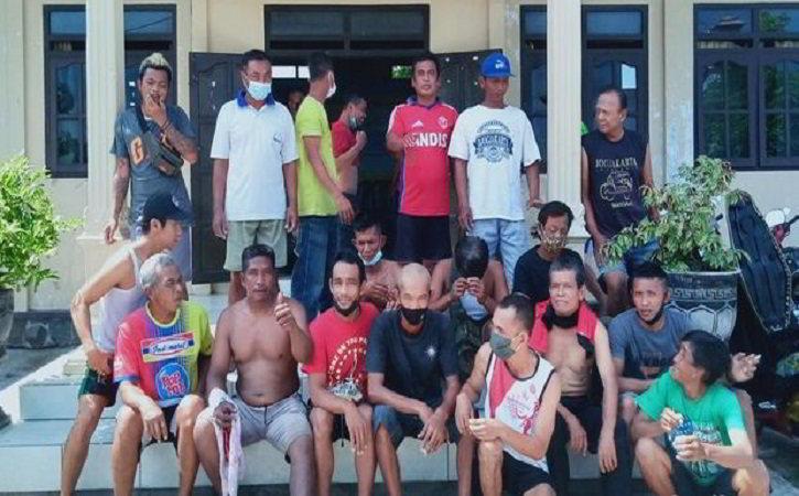 "Kurang Diperhatikan, Puluhan Linmas di Klaten Copot Seragam dan ""Mundur Berjemaah"""