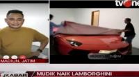 Ternyata, Usaha Ini yang Buat Crazy Rich Lamongan Mudik Boyong Lamborghini Aventador