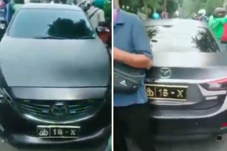 Viral Mobil Dinas Polisi Terobos Lampu Merah hingga Menabrak Pemotor di Surabaya, Ini Klarifikasi Humas Polda Jatim