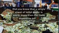 Viral, Uang Tunai Venezuela Dibuang ke Tempat Sampah, Netizen dibuat Nyesek