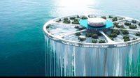 Wow, Rancang Menara Terapung di China, Arsitek Jepang Siap Manjakan Pengunjung