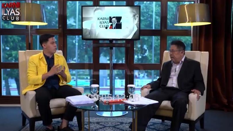 Leon Ketua BEM UI Ternyata Pendukung Jokowi Di Pilpres 2014