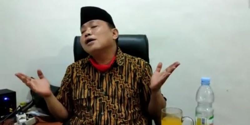 Sambil Lantunkan Lagu Rohani, Arief Poyuono Nasihati Jokowi Masih Ada Mukjizat Allah