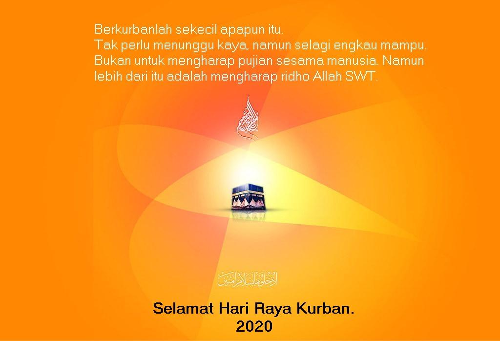Gambar Ucapan Selamat Hari Raya Idul Adha 2021 8
