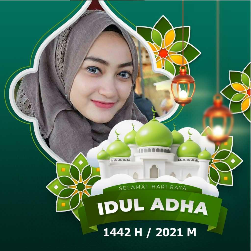 Edit Foto Selamat Hari Raya Idul Adha