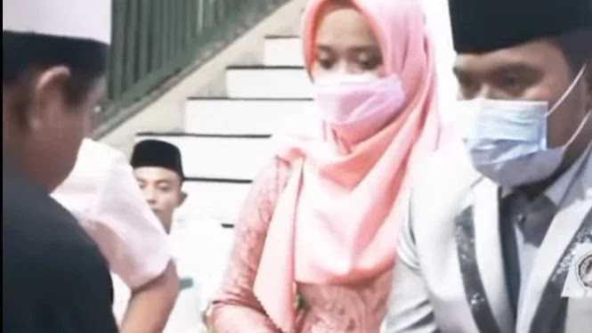 Viral Wanita Kristen Ini Masuk Islam Langsung Nikah