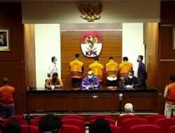 KPK Tersangkakan 10 Anggota DPRD Muara Enim dalam Kasus Suap