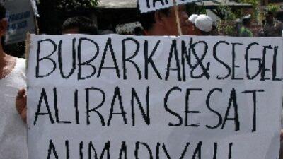 Liga Dunia Muslim: Ahmadiyah Adalah Suatu Kelompok di Luar Islam