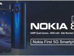 Nokia 8.3 5g Harga dan Spesifikasi Beserta Fitur yang Ditawarkan