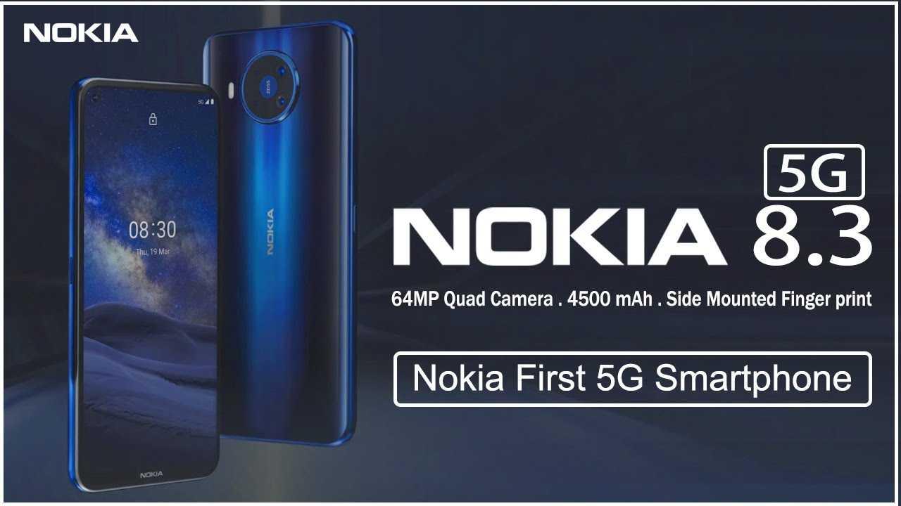 Nokia 8.3 5g Harga dan Spesifikasi