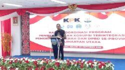 Nurul Ghufron: Jadikan KPK Sahabat Demi Kemajuan Kaltara