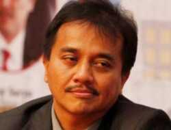Roy Suryo Sindir Mukidi, Chusnul: Giliran Dia Dihina Langsung Lapor