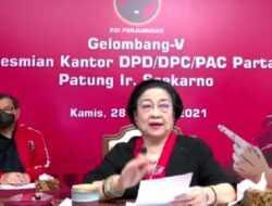 Ngaku Capek Mecatin Kader PDIP, Megawati Soekarnoputri: Jadi Siapa yang Ndak Senang, Tolong Segera Mundur
