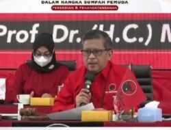 Hasto Kristiyanto Bangga Hanya PDIP Punya 3 Kader Jadi Presiden