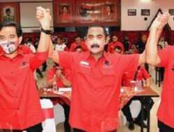 Sudah Terang-terangan, Ketua DPC PDIP Solo Dukung Ganjar Pranowo Maju Pilpres 2024
