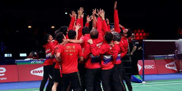 Tak Ada Pengibaran Merah Putih di Piala Thomas, Legenda Bulutangkis Indonesia: Memalukan!