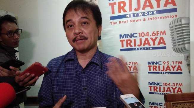 Dijatuhi Sanksi Akibat Tak Patuhi Badan Anti-Doping Dunia, Roy Suryo: Indonesia Rugi Besar