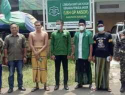 GP Ansor Bela Ustadz di Sukabumi yang Diisukan Wali