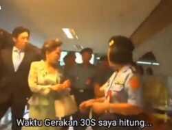Terbukti? Istri Ke-5 Soekarno Keceplosan soal Rencana G30S PKI, Videonya Viral di Medsos
